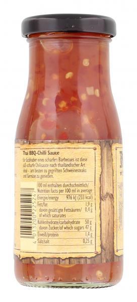 Nick BBQ Thai Chilli Sauce süß & scharf