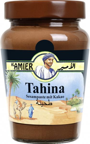 Al Amier Tahina Sesampaste mit Kakao