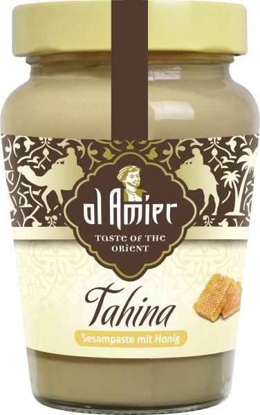 Al Amier Tahina Sesampaste mit Honig