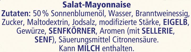 Thomy Salat Mayonnaise
