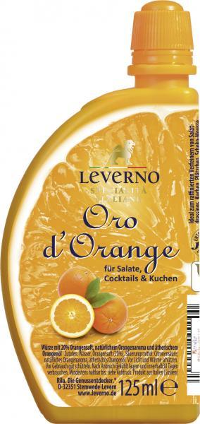 Leverno Oro D'Orange