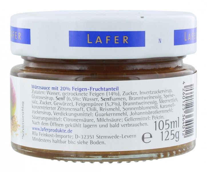 Johann Lafer Feigen-Senfsauce
