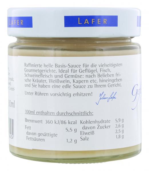 Johann Lafer Geflügel-Basissauce