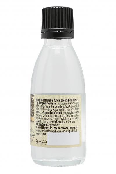 Al Amier Orangenblütenwasser
