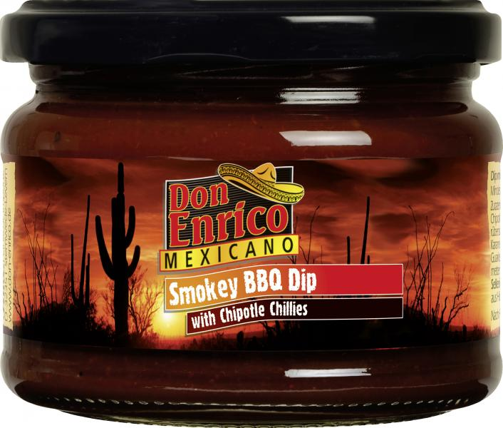 Don Enrico Mexicano Smokey BBQ Dip