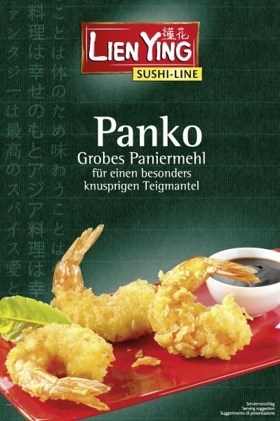 Lien Ying Sushi-Line Panko grobes Paniermehl