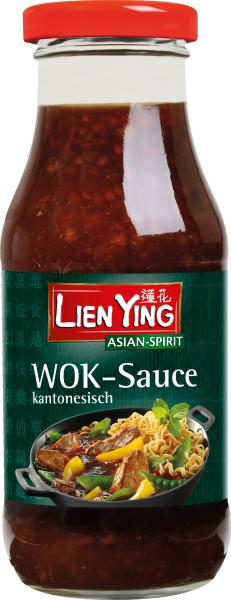 Lien Ying Asian-Spirit Wok-Sauce kantonesisch