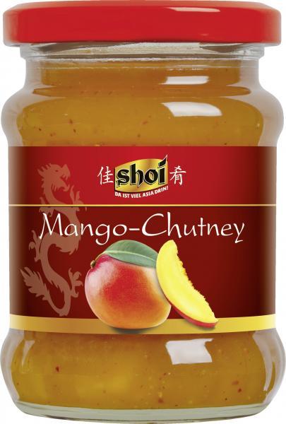 Shoi Mango-Chutney