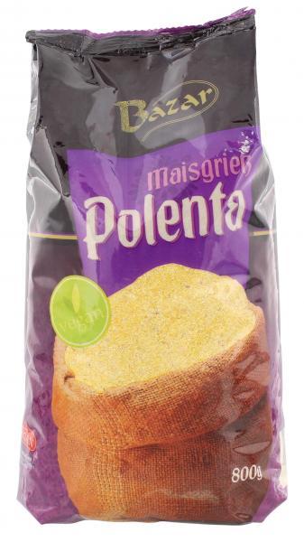 Bazar Maisgrieß Polenta