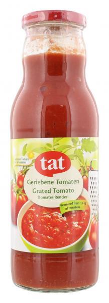 Tat Geriebene Tomaten