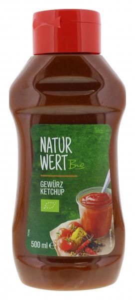 NaturWert Bio Gewürzketchup
