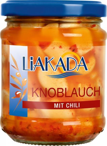 Liakada Knoblauch mit Chili