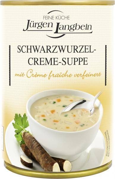 Jürgen Langbein Schwarzwurzel-Creme-Suppe