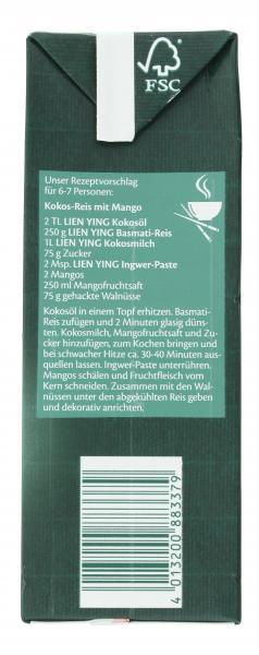 Lien Ying Asia-Spirit Kokosmilch cremig