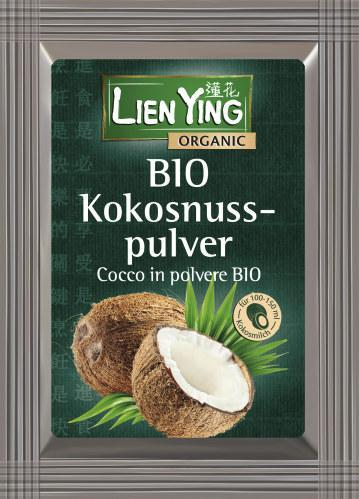 Lien Ying Organic Bio Kokosnusspulver