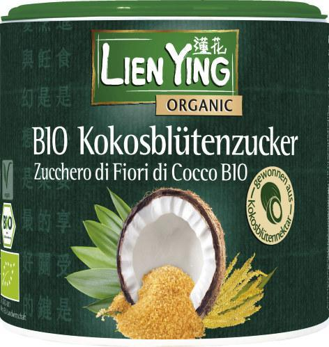 Lien Ying Organic Bio Kokosblütenzucker
