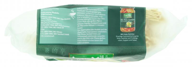 Lien Ying Organic Bio Mie-Nudeln