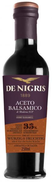 De Nigris Aceto Balsamico Di Modena würzig & fruchtig