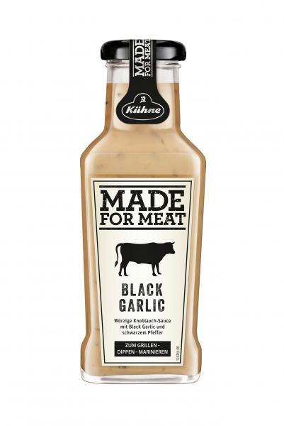 Kühne Made for Meat Black Garlic