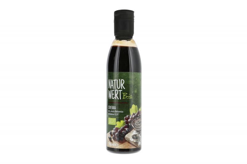 NaturWert Bio Crema con Aceto Balsamico di Modena