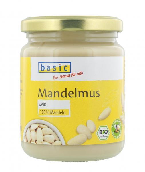 Basic Mandelmus weiß