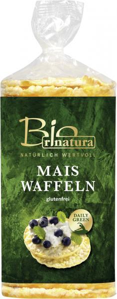 Rinatura Bio Daily Green Maiswaffeln