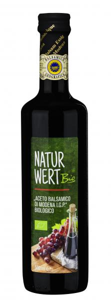 NaturWert Bio Aceto Balsamico di Modena IGP
