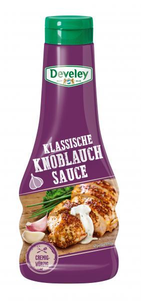 Develey Knoblauch Sauce