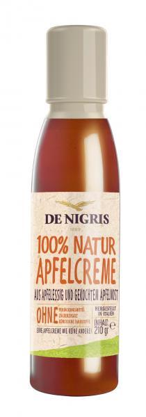 De Nigris Apfelcreme 100% natur mit Apfelessig