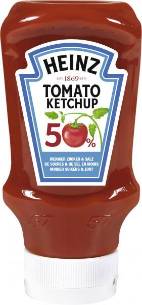 Heinz Tomato Ketchup 50%