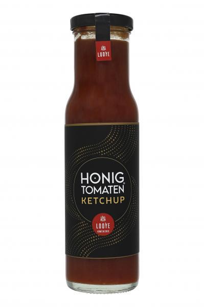 Looye Kwekers Honig-Tomaten-Ketchup