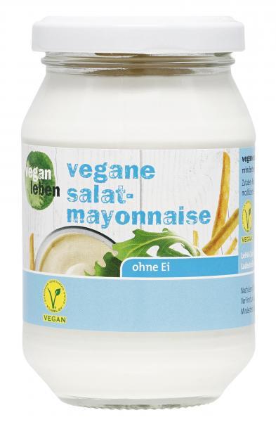 Vegan leben Salatmayonnaise
