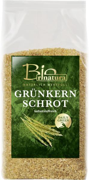 Rinatura Bio Daily Green Grünkernschrot