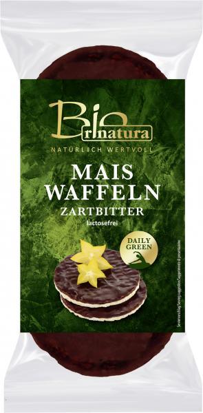 Rinatura Bio Daily Green Maiswaffeln Zartbitter