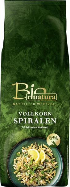 Rinatura Bio Daily Green Vollkorn Spiralen