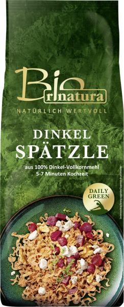 Rinatura Bio Daily Green Dinkel Spätzle