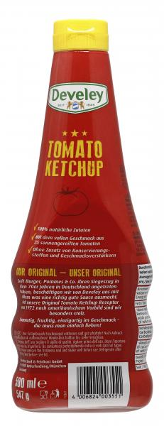 Develey Our Original Tomato Ketchup