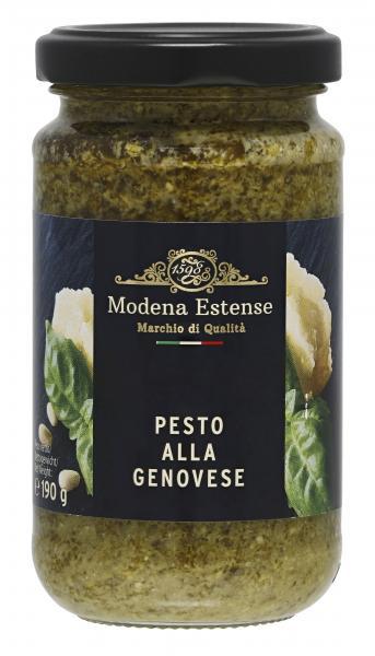 Modena Estense Pesto alla Genovese