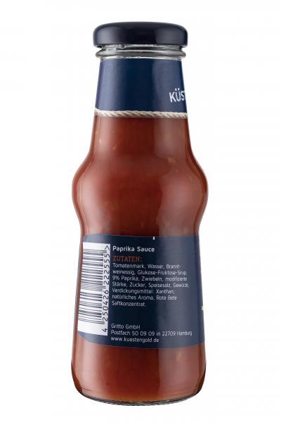 Küstengold Paprika Sauce