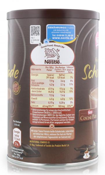Nestlé Feinste Heiße Schokolade