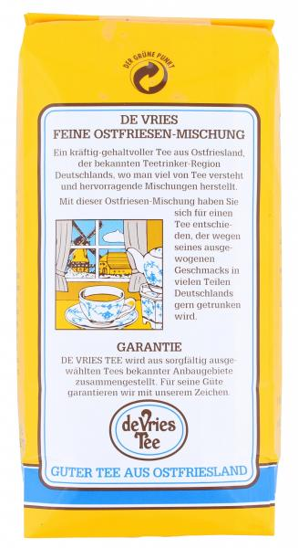 De Vries Tee Feine Ostfriesische Mischung