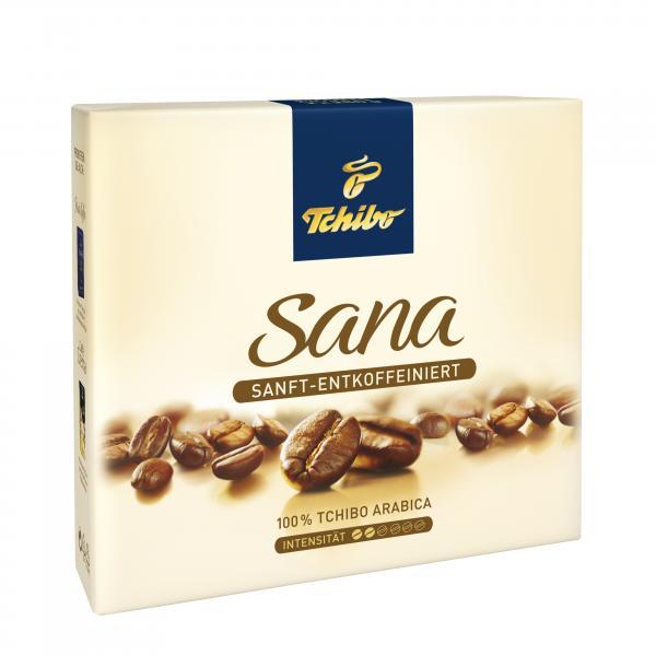 Tchibo Sana sanft-entkoffeiniert - 500g Gemahlen