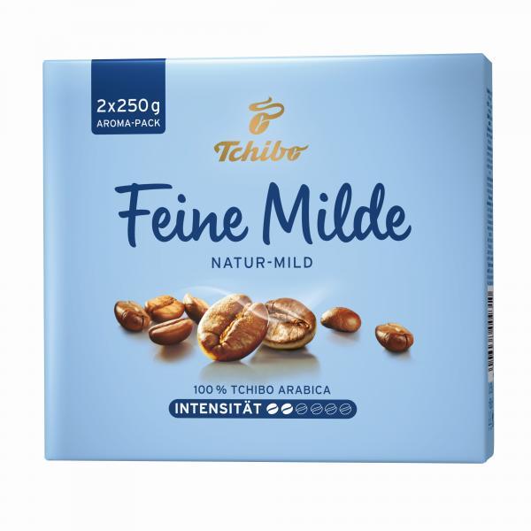 Tchibo Feine Milde - 500g Gemahlen