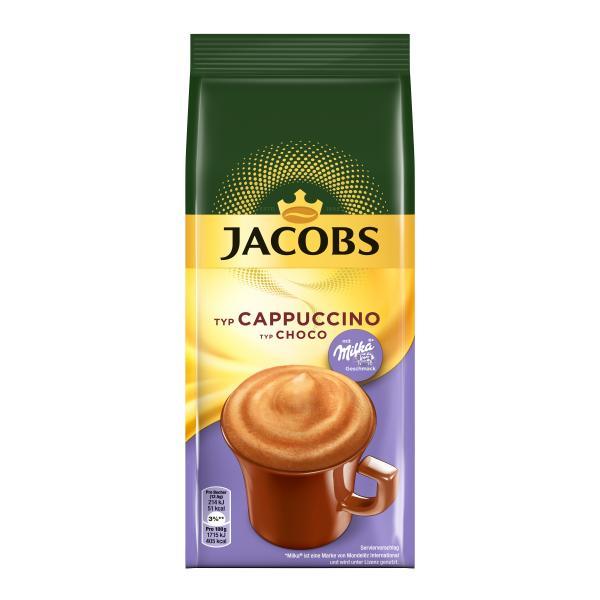 Jacobs Momente Choco Cappuccino Typ Choco Vorratsbeutel