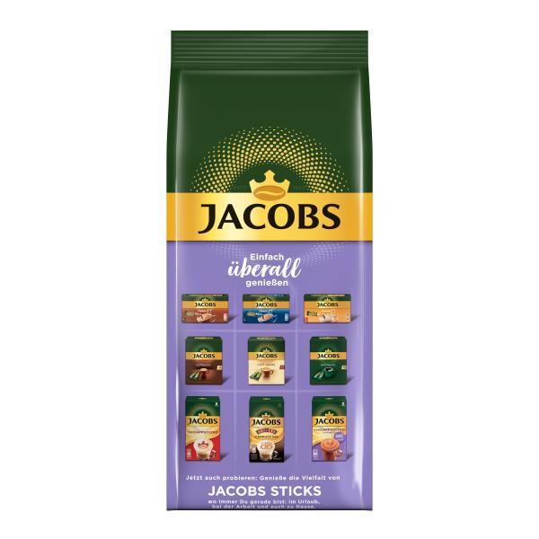 Jacobs Momente Choco Cappuccino Typ Nuss