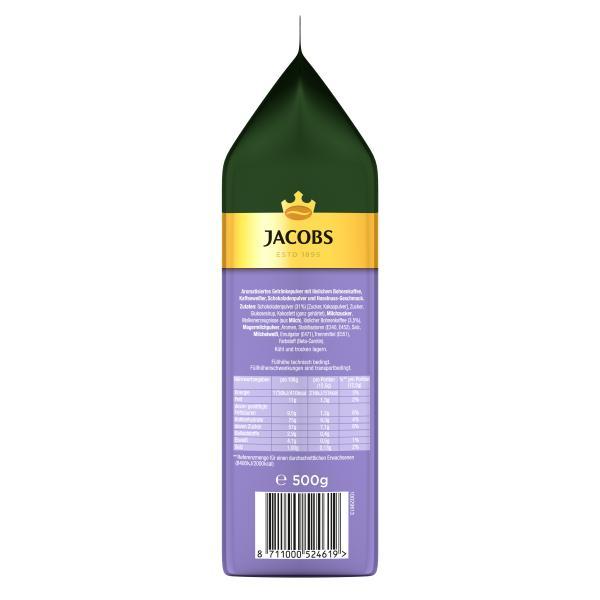 Jacobs Cappuccino Choco Nuss, Kaffeespezialitäten, Nachfüllbeutel