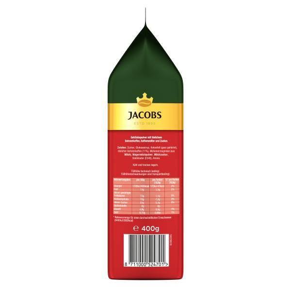 Jacobs Cappuccino, Kaffeespezialitäten Nachfüllbeutel