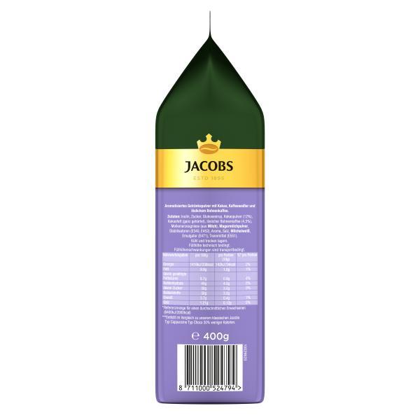 Jacobs Cappuccino Choco So Leicht, Kaffeespezialitäten, Nachfüllbeutel