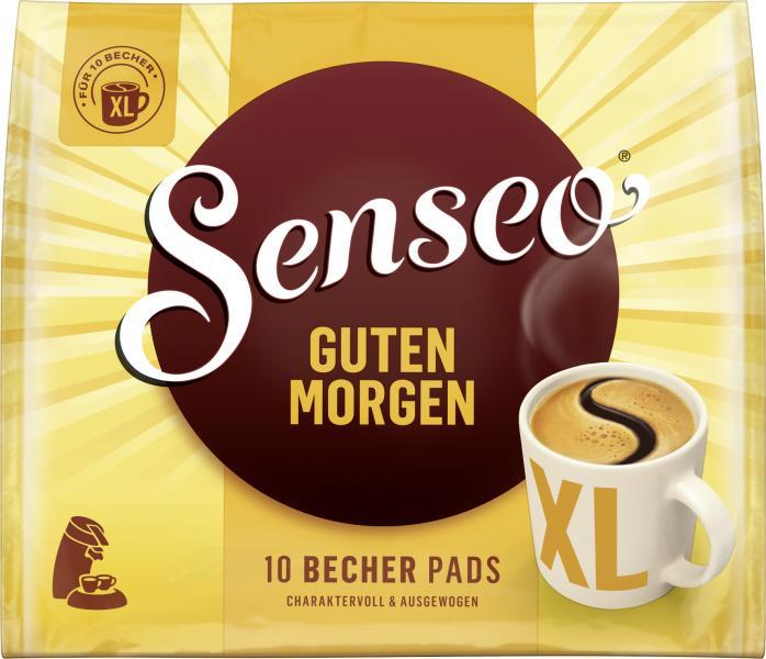 Senseo Pads Guten Morgen XL, 10 Kaffeepads