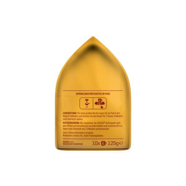Senseo Pads Guten Morgen XL UTZ zertifiziert, 10 Kaffeepads